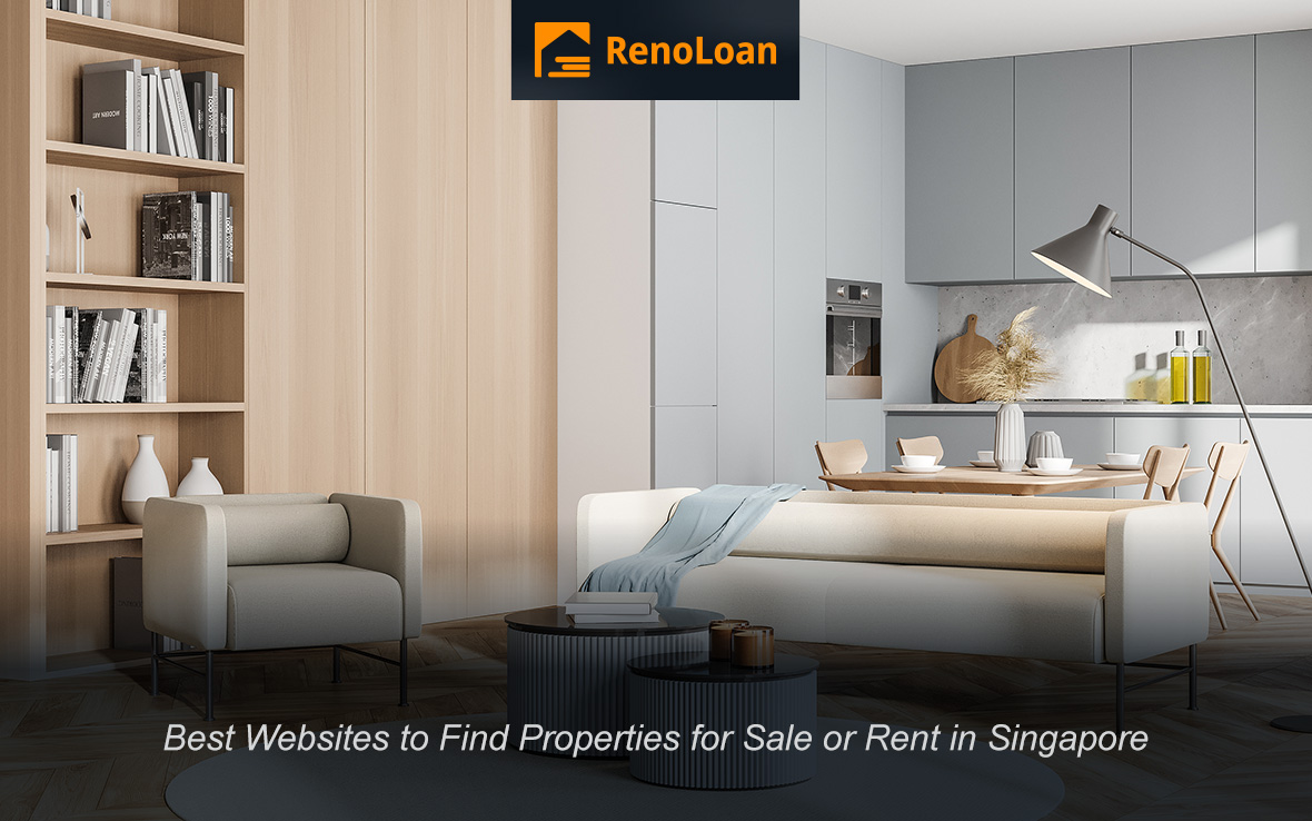 Top 5 Best Websites To Find Properties For Sale Or Rent In Singapore