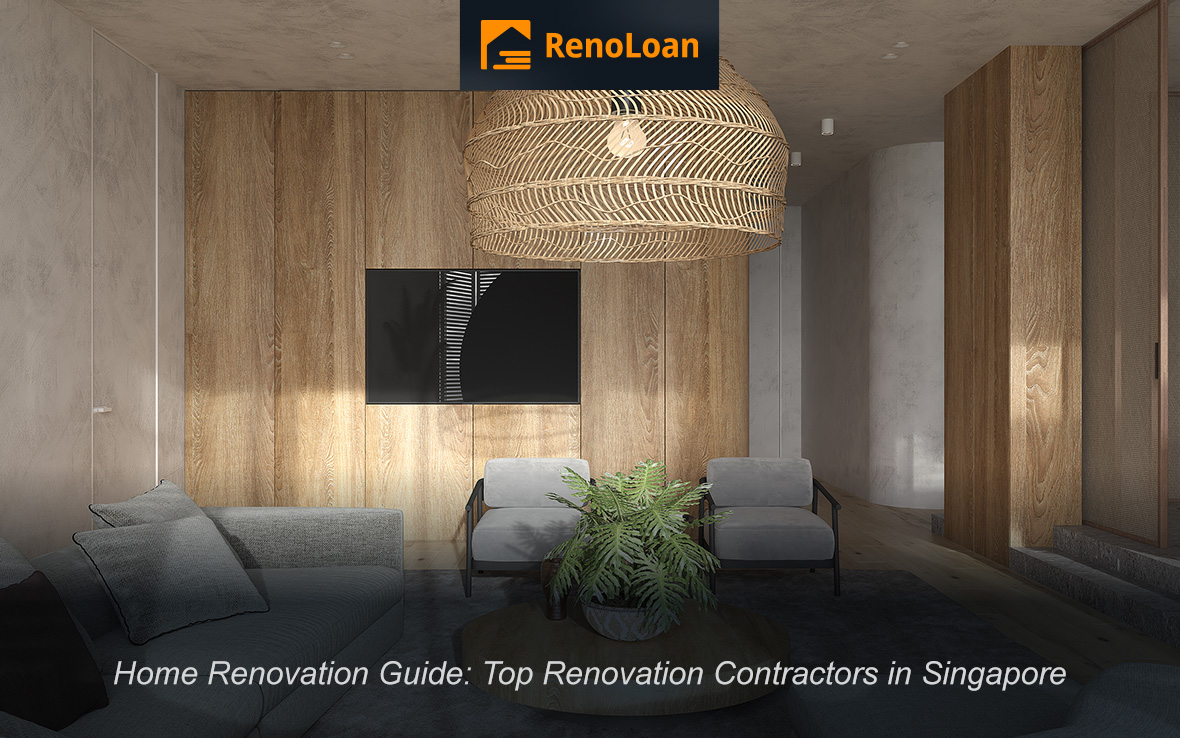 Home Renovation Guide: Top Renovation Contractors in Singapore